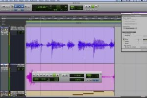 How to use elastic audio in protools