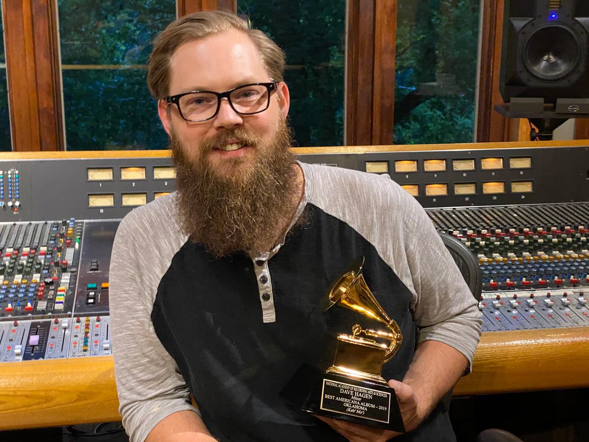 DHI Instructor Dave Hagen Wins Grammy Award