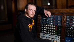 Electronic Music Production DHI Graduate Taylor Brown