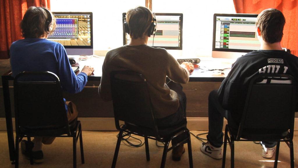 Audio Engineering Program, Avid Pro Tools Labs, Students