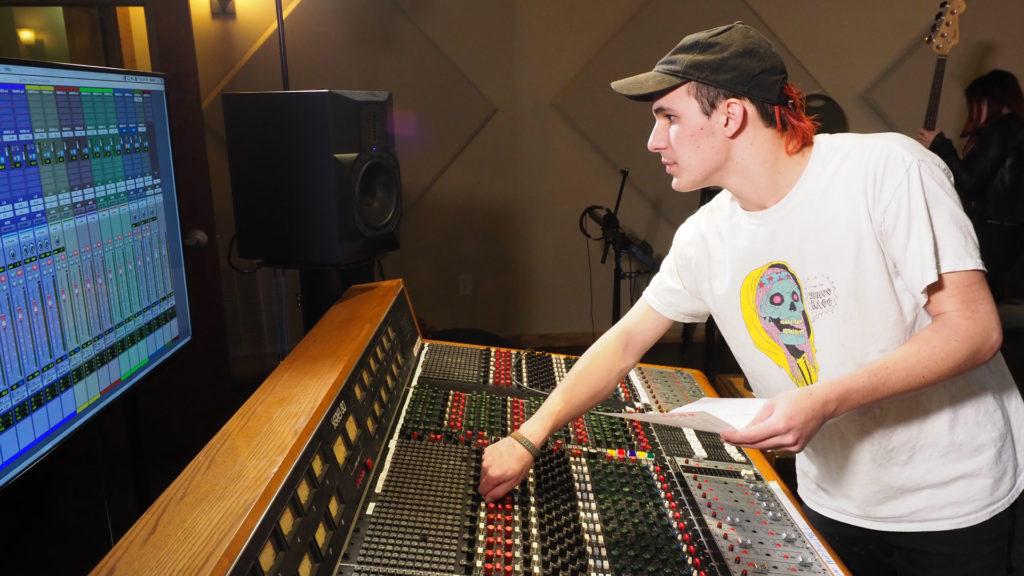 Audio Engineering Program, Trident Studio