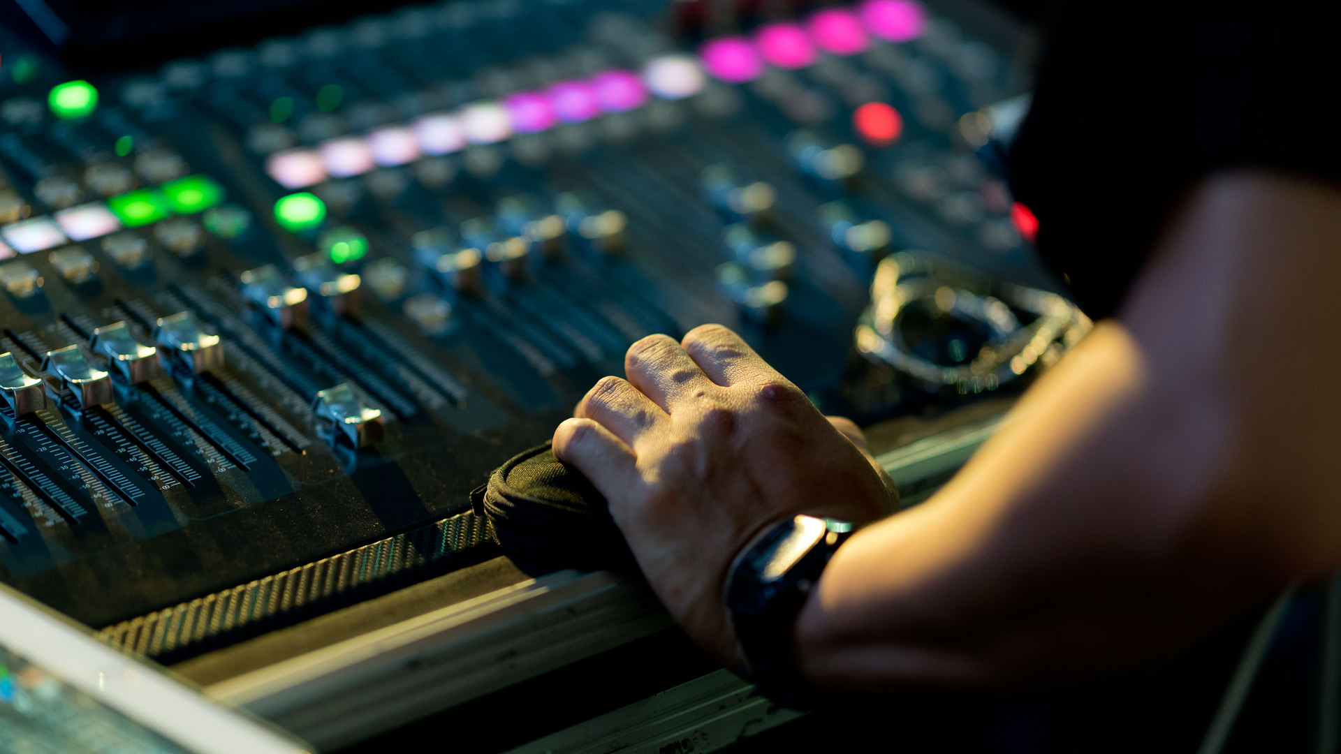Audio Engineering Careers, Live Music Engineer