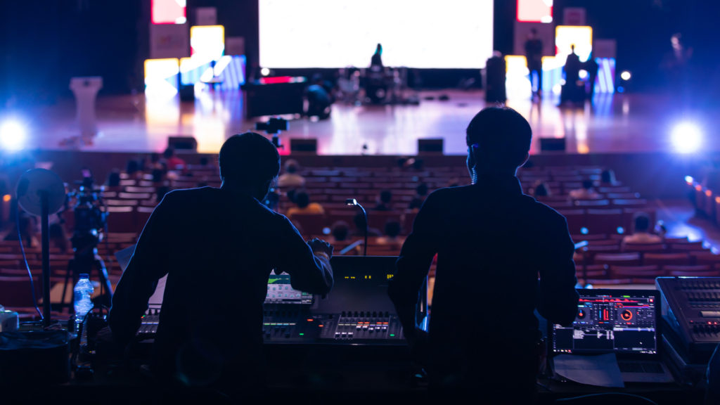 Audio Engineering Careers, Live Stage Theater Sound