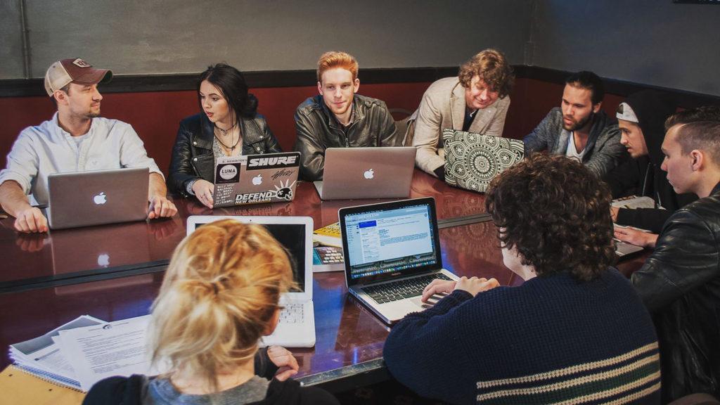 Mount Juliet Tennessee Music Business School