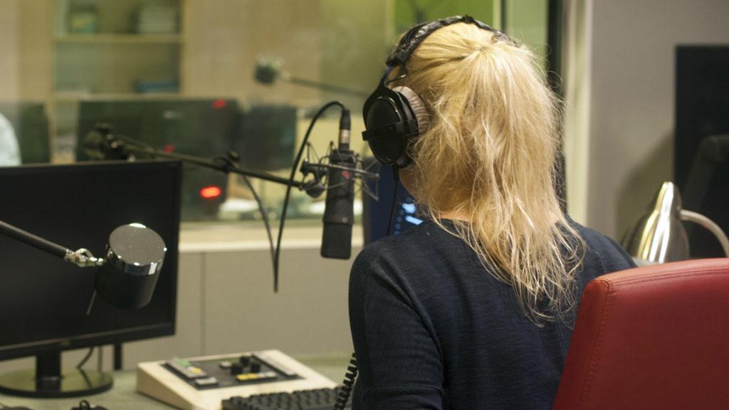 Audio Engineering Careers, Radio Production
