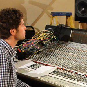 Dark Horse Institute Student Sound Board