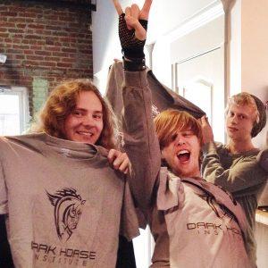 Dark Horse Institute Students T-Shirts